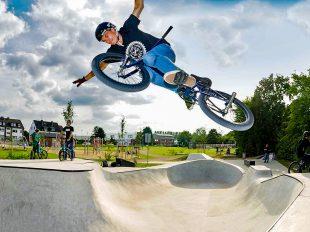 Skatepark Ratingen, Germany