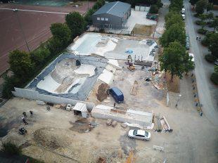 Skatepark Dülmen – Workshop und Planung