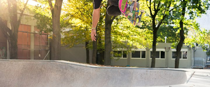 Skatepark Hennef – TempoAir – Pool and Street