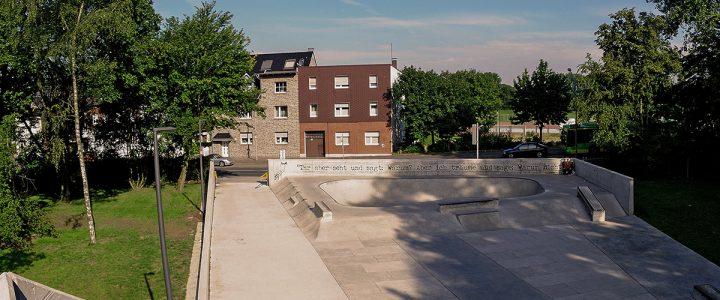 Skatepark Oberhausen, Germany