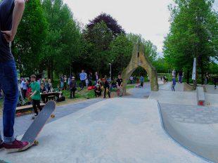 Skatepark Minden, Germany
