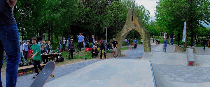 Skatepark Minden – direkt an der Weser gelegen