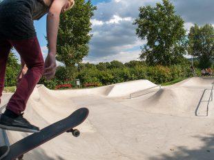 Skatepark Lübbecke, Germany