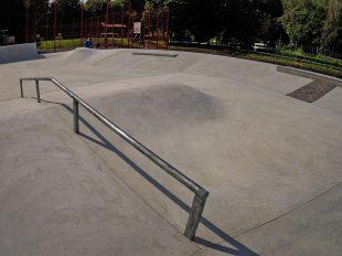 Skatepark Iserlohn, Germany