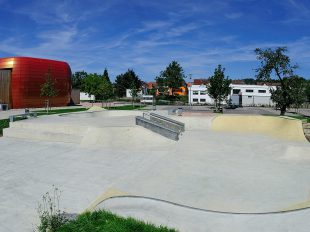 Skatepark Engen, Germany