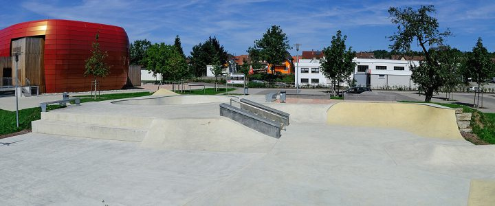 Skatepark Engen