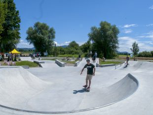 Skatepark Offenburg, Germany