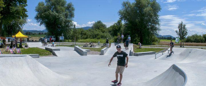 Skatepark Offenburg, Germany