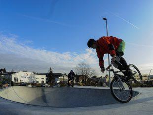 Skatepark Leverkusen, Germany