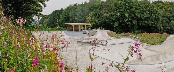 Skate- & Dirtpark Odenthal, Germany