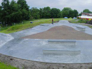 Skatepark Oldenburg, Germany