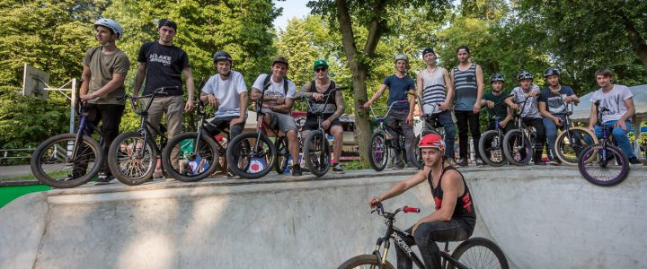 J.W.D. Lindenpark – Skatepark Babelsberg, Potsdam