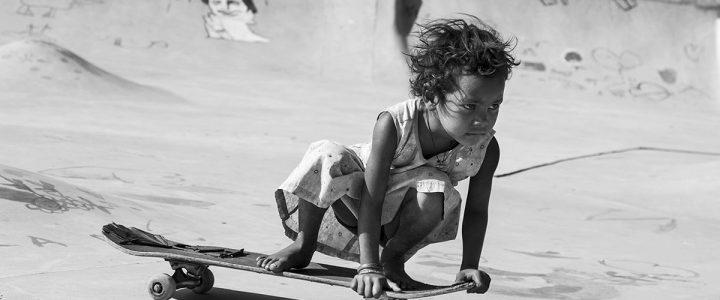 Skatepark Panna, India