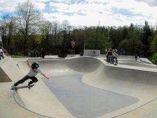 Wheelpark – Bike – und Skatepark Wiehl