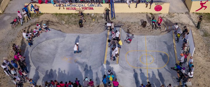 Skatepark Dominican Republic