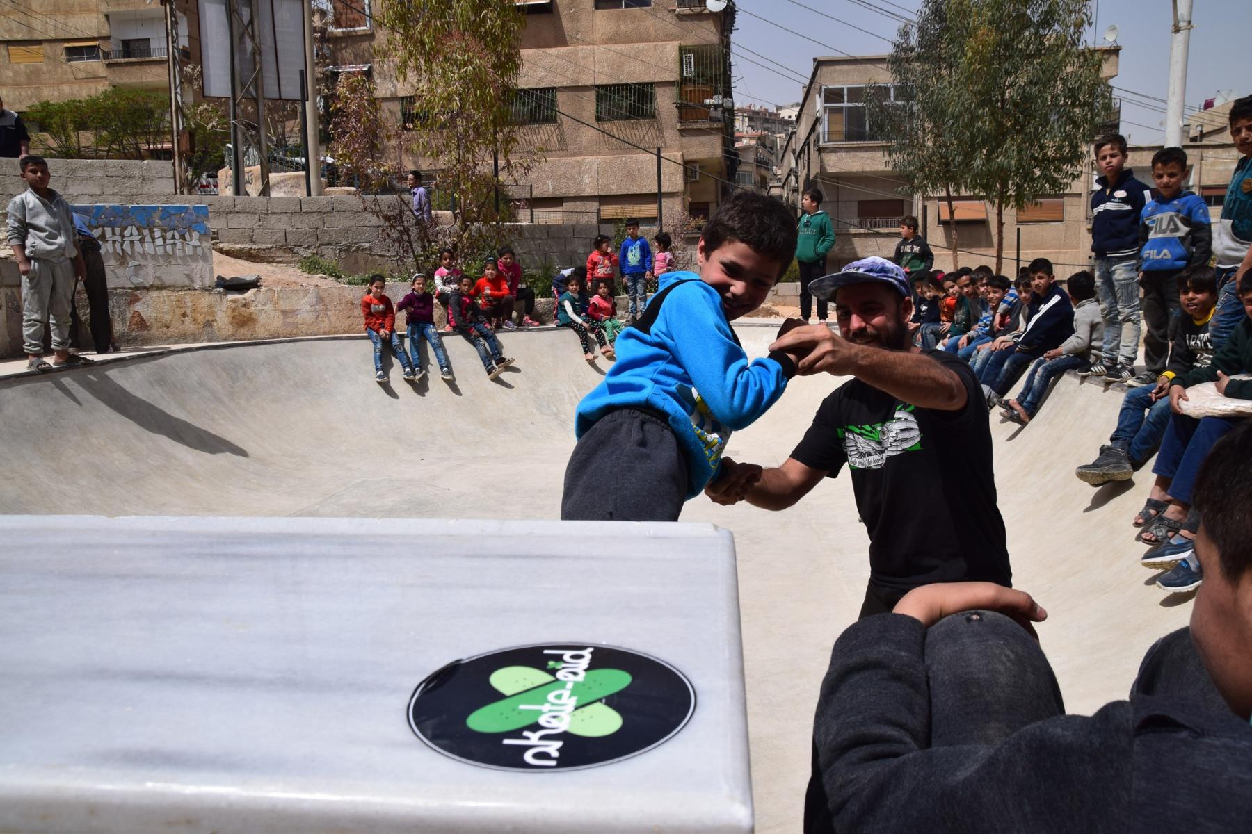 Damaskus_Kinder