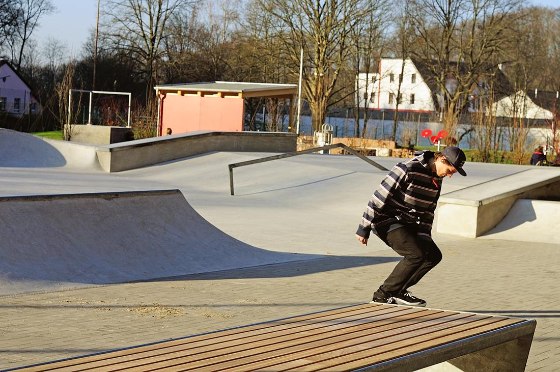 Skatepark Iserlohn in der Läger Betonlandschaften 5