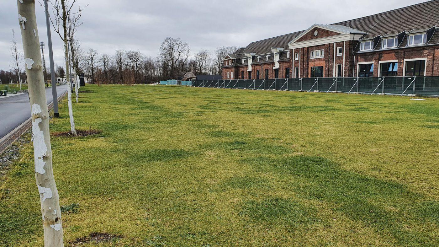 Kamp-Lintfort, Landersgartenschau 2020, neuer Pumptrack in Planung