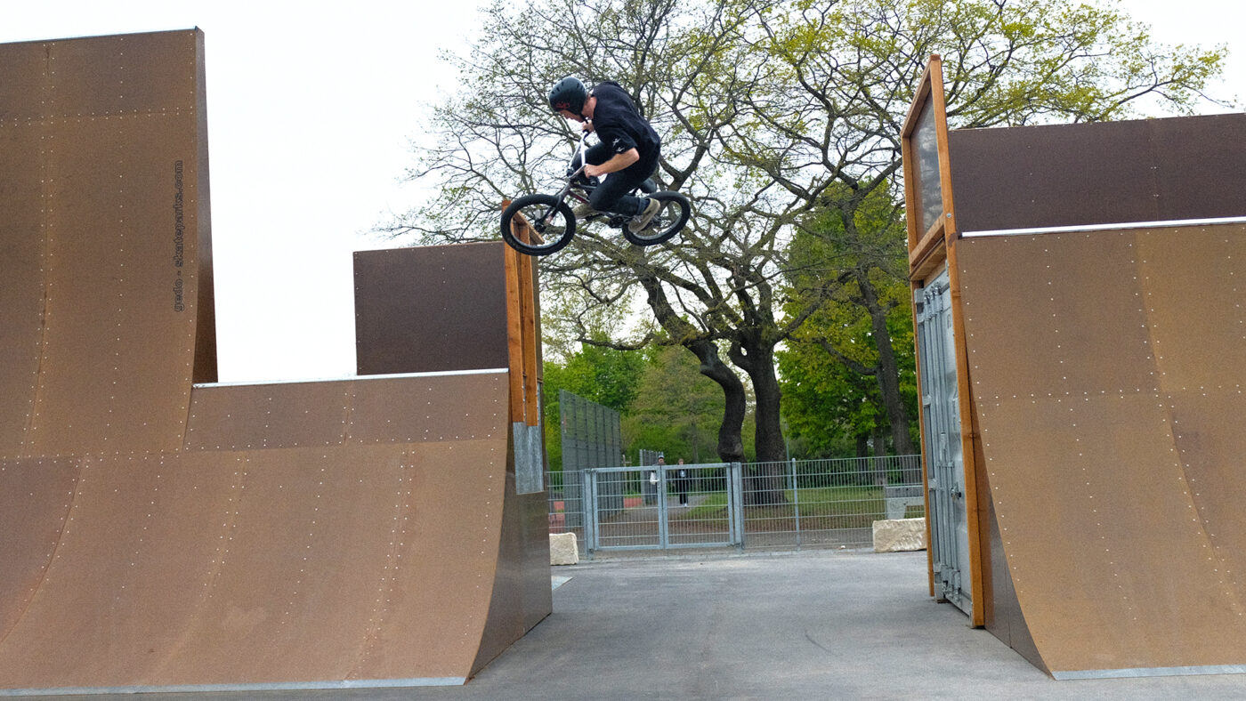 Darmstadt Bikepark - Checkout 210430