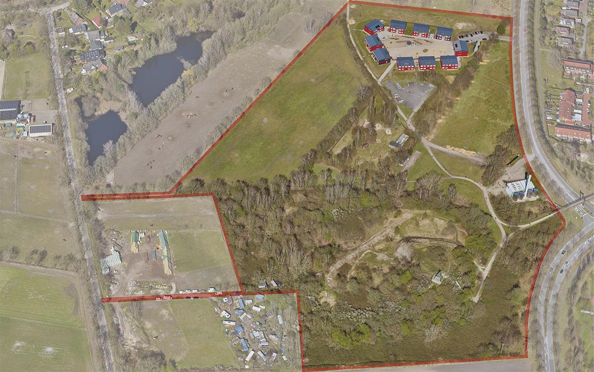 Norderstedt Masterplan Lageansicht 200705