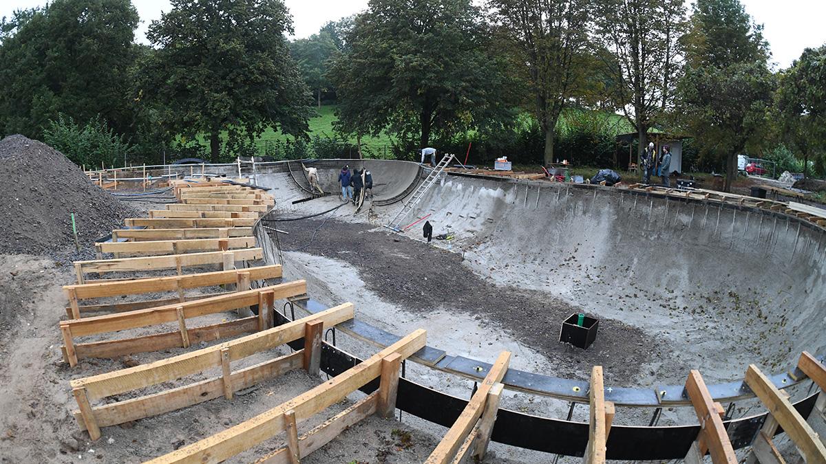Bonn Bowls Baustellenfortschritt 210929 - 02